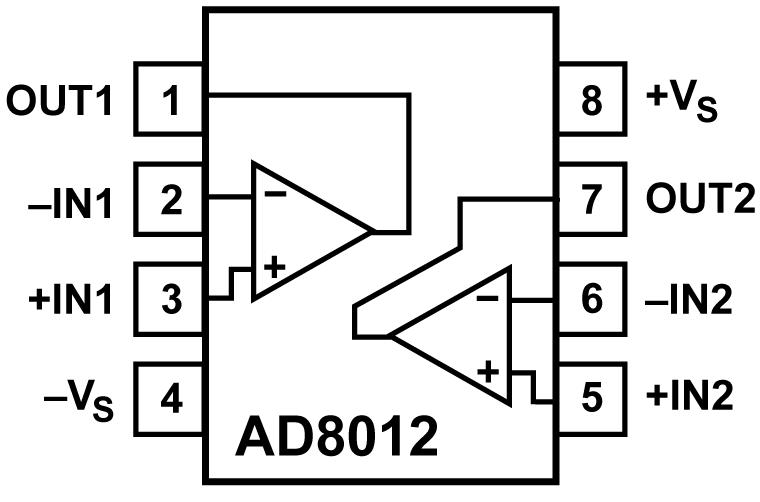 AD8012
