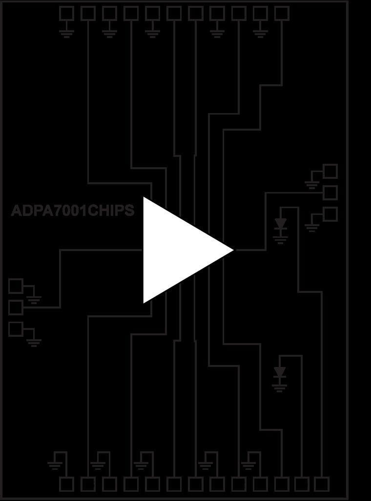 ADPA7001-Die
