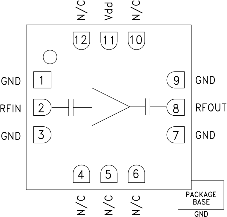 HMC441LC3B