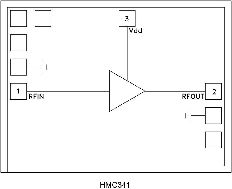 HMC341-Die