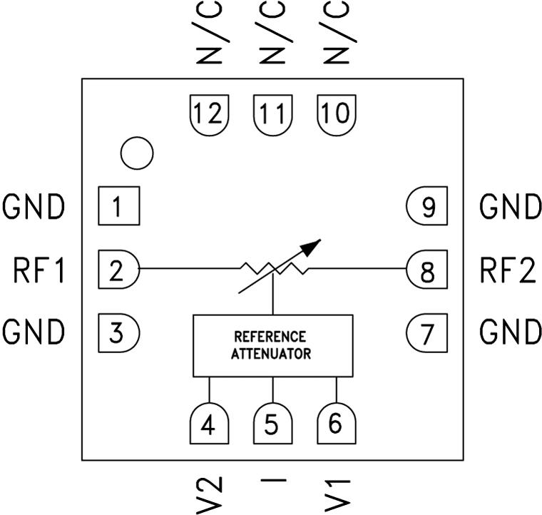HMC346ALC3B
