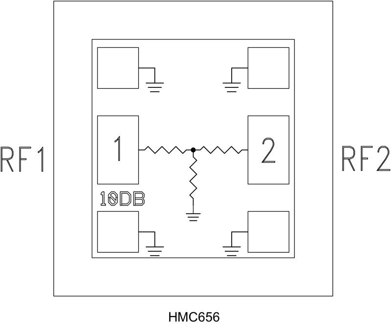HMC656-Die