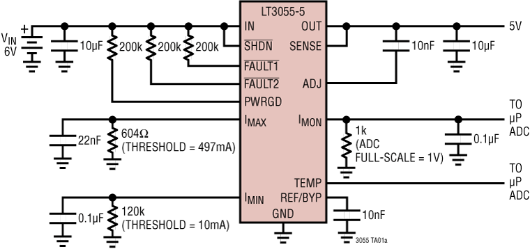 LT3055