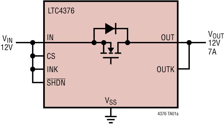 LTC4376