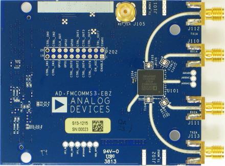 ADI计划精选:无线通信测验解决计划