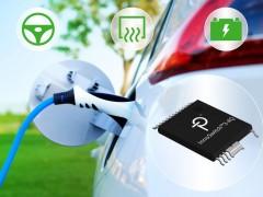 InnoSwitch3-AQ已通过Q100认证;可在30 V至550 V直流输入下高效工作