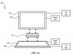 苹果新专利:两台iPad连接组成双屏笔记本