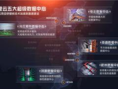阿里云三大超级数据中心落成:新增超百万台服务器