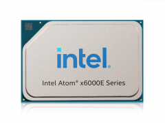 Intel新款嵌入式处理器发布,功耗最低仅4.5W