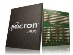美光uMCP5量产:LPDDR5内存+UFS闪存二合一封装 速度更快空间省55%