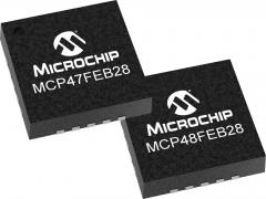 Microchip推出首款低功耗数模转换器,集成非易失性存储器