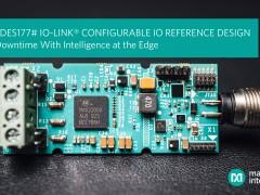 Maxim Integrated发布最新IO-Link通信方案