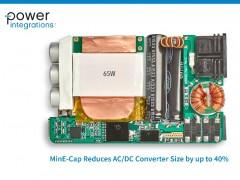 Power Integrations推出全新MinE-CAP IC