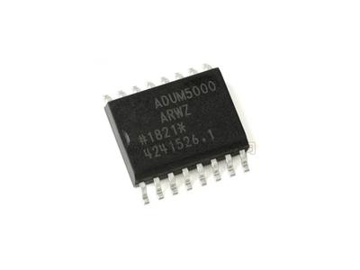 ADUM5000ARWZ,隔离式DC - DC转换器