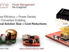 Silanna全新宽电压、高频负载点转换器,可快速提高最高效率