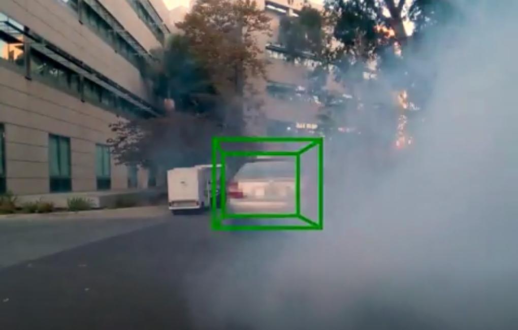 雷达,激光雷达,自动驾驶,物体检测