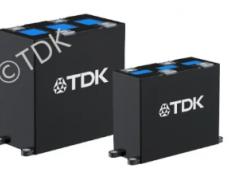 TDK推出ModCap™模块化电容器,具有高达90 °C 热点温度