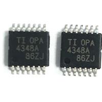 OPA4348AIPWR,轨至轨运算放大器