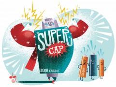 ADI:使用超级电容储能:多大才足够大?