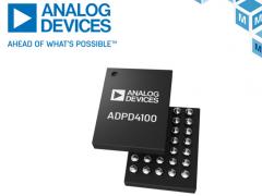ADI多模式传感器前端贸泽开售