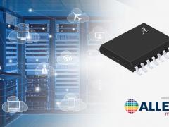 Allegro全新霍尔效应功率监控IC,高度集成,优化能效