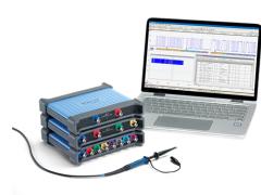 Pico新型PicoScope 4000A示波器问市,配备超高速 USB 3.0 接口
