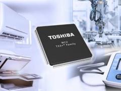 东芝TXZ+™族高级微控制器问市,大容量闪存+更低功耗
