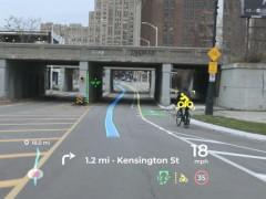 松下发布全新AR抬头显示系统与SPYDER车载互联系统