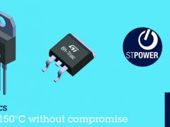 ST高温Snubberless™800V H系列可控硅,更省空间更可靠