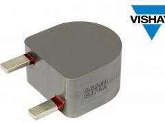 Vishay新型通孔电感器,可在+155 °C高温下连续工作