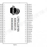 LY61L25616AML-10I,LYONTEK,超高速率