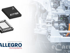 Allegro推出用于电阻性桥式压力传感器的高精度、高输出灵