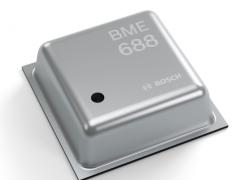 Bosch Sensortec四合一气体传感器,可精确检测多种气体
