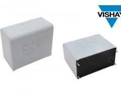 Vishay新款交流滤波薄膜电容器可在高湿环境下持续稳定工作