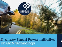 意法半导体推出高性能GaN系列 面向汽车应用、可靠性更高